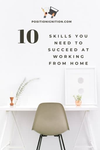 10 skills to succeed at remote jobs