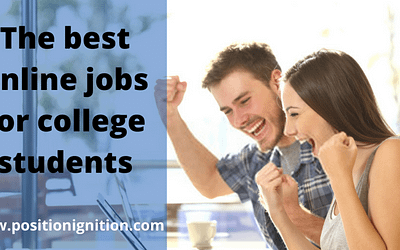 15+ best online jobs for college students