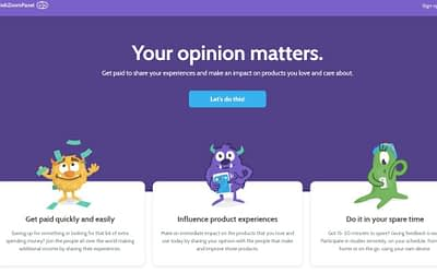 Intellizoom review: making money online doing usability testing