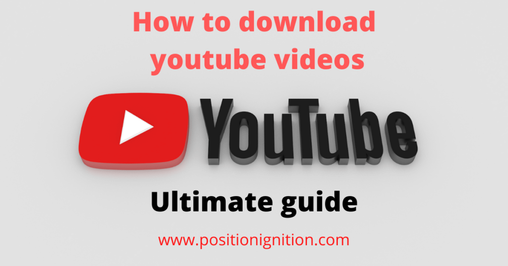 How To Download Youtube Videos For Free: Best Youtube Downloader (list)