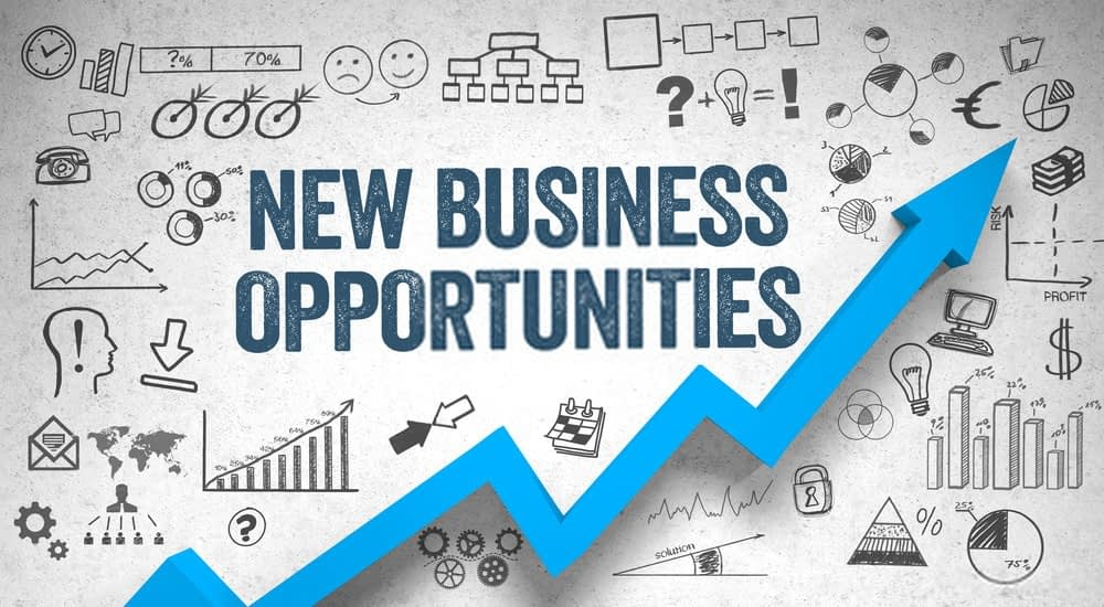 how to find business opportunities