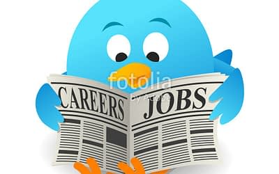 125 twitter job search tips