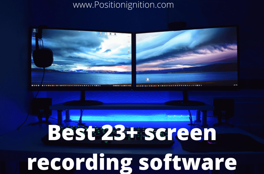 23+ Best Screen Recording Software In 2020 – Free & Paid