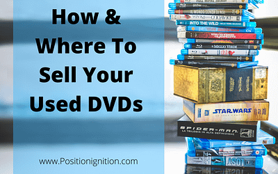10+ best places to sell used DVDs and CDs for cash (online and near me)