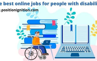 Work From Home Jobs For People With Disabilities