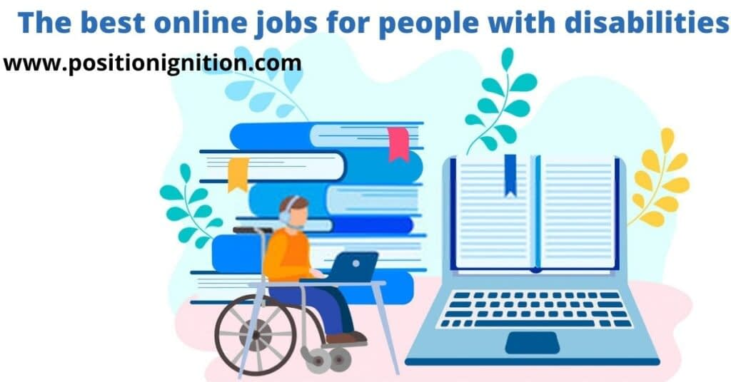 online jobs for people with disabilities