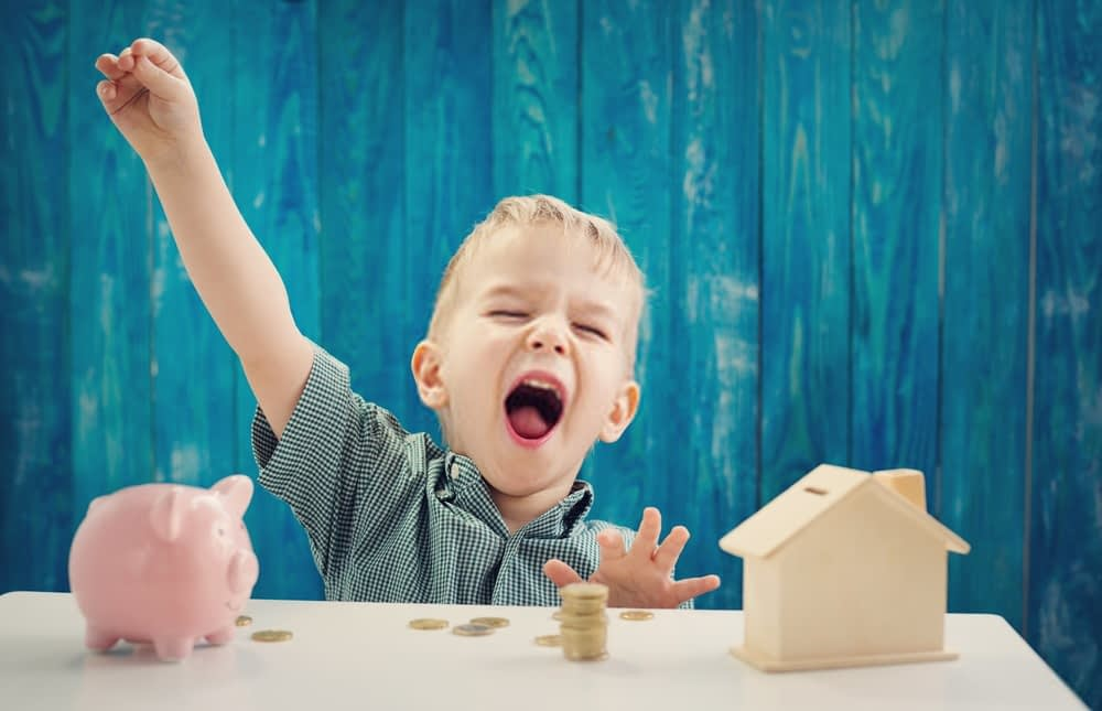 What You Need to Do to Raise Financially Independent Children